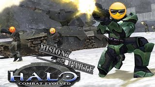 ❗❗Gameplay halo combat evolved Mision #7 parte2❗❗👍👽✌
