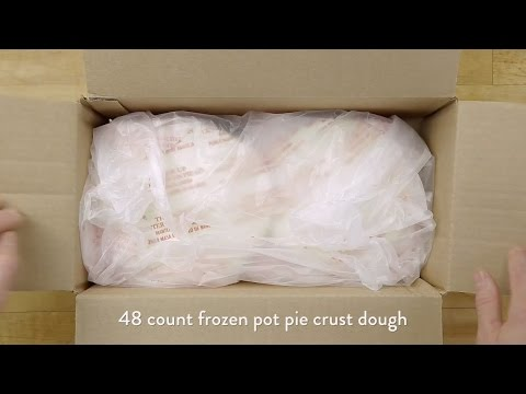 Pillsbury Pot Pie Crust Dough and 3 delicious ways to use