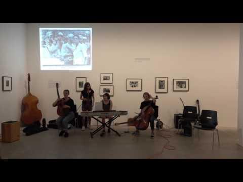 Musikalische Interpretation der Bilder von Danny Lyon