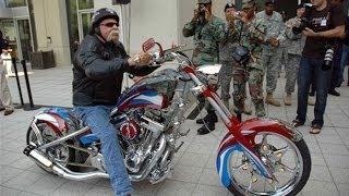 Кастом байки США: Мастерская, Мотоциклы Harley Davidson, Тюнинг, Аэрография... Орландо