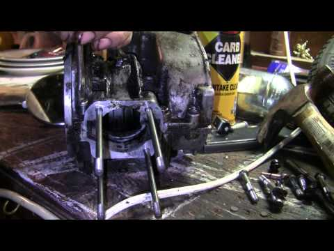 How to Rebuild a Puch e50 Moped Engine Step by Step