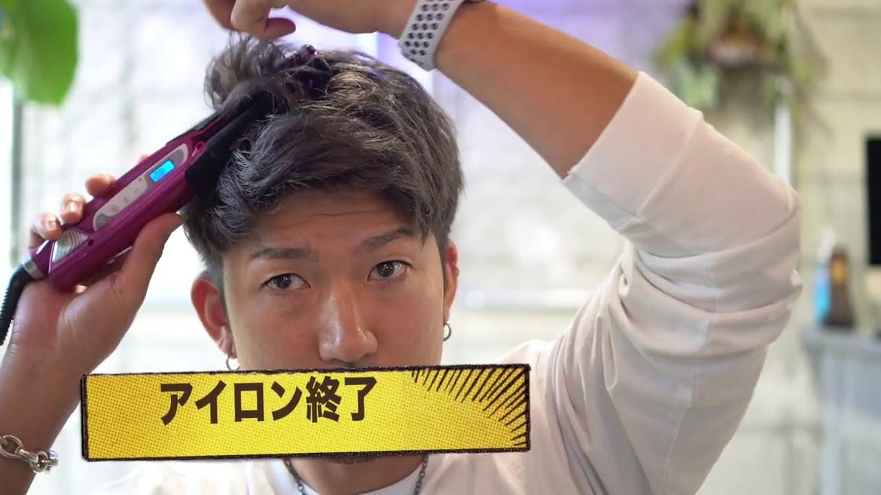 髪型 キムタク