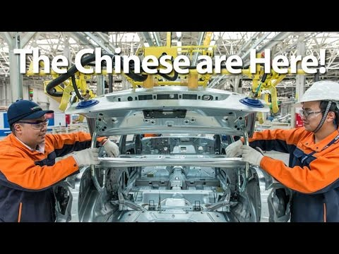 The Chinese are Here! - Autoline This Week 2110