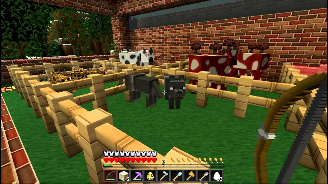 Soartex Fanver Texture Pack Review Minecraft 1.3.1 - YouTube