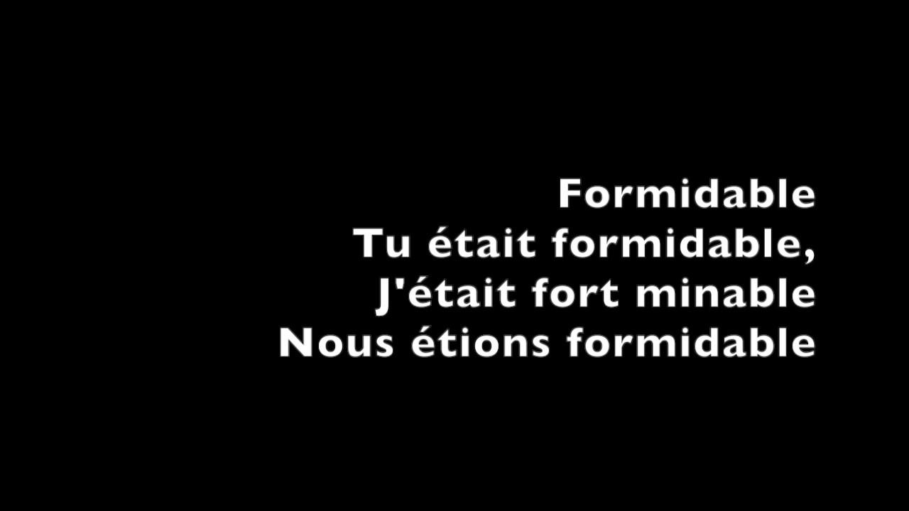 maxresdefault formidable stromae lyrics with english subtitles youtube