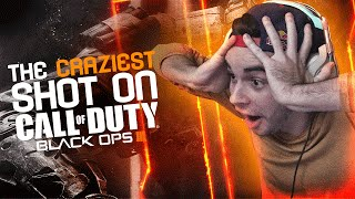 THE CRAZIEST SHOT ON BLACK OPS 3!