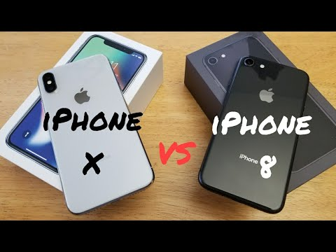 Download Youtube: iPhone X vs. iPhone 8 What would I buy...