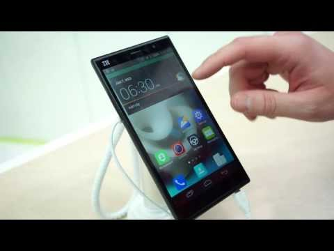 Hands-on: ZTE Grand Memo II