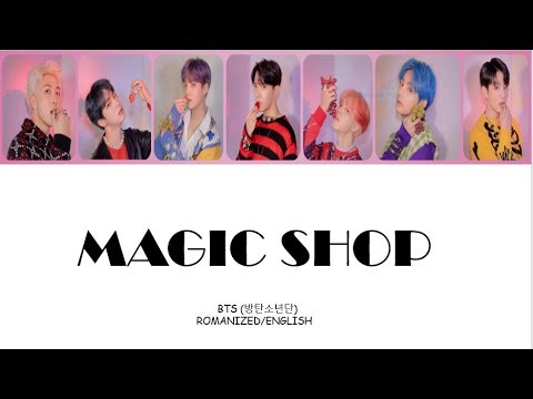 Download BTS (방탄소년단) - Magic Shop (Color Coded Lyrics Rom/Eng)