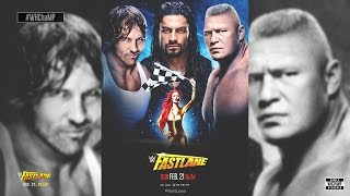 WWE: Fast Lane 2016 Official Theme Song