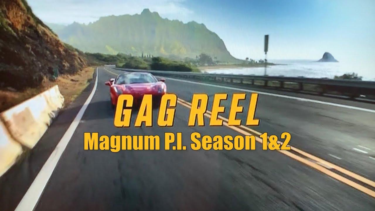 Download Magnum P.I. | Season 1&2 Bloopers