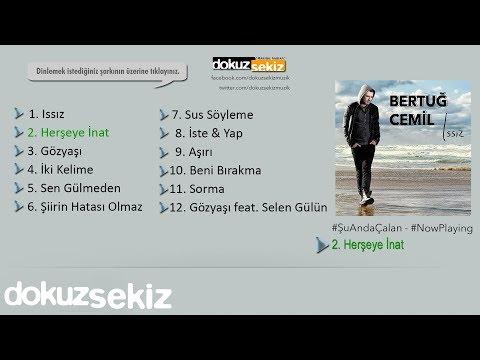 Bertuğ Cemil - Herşeye İnat (Official Audio)