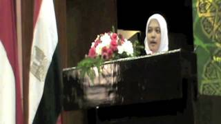 Graduation Ceremony of Al-Azhar University 2011 Part 7/8