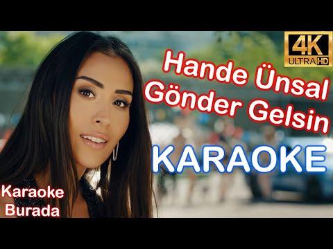 Hande Ünsal - Gönder Gelsin (Karake)