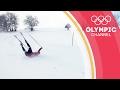 Chasing his dream - Pita Taufatofua learns to cross country ski