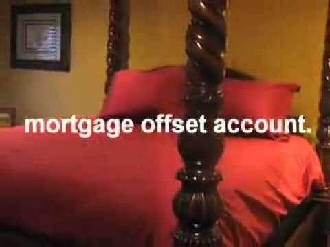 Mortgage offset account