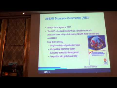 ASEAN Free Trade - What Need to be Prepared for Project Managers in ASEAN (Part 1/2) (10th MITPM)