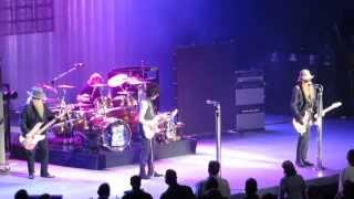 ZZ Top with Jeff Beck - Rough Boy @ The Greek Theater 8/13/14