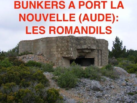 Les Bunkers De Port La Nouvelle