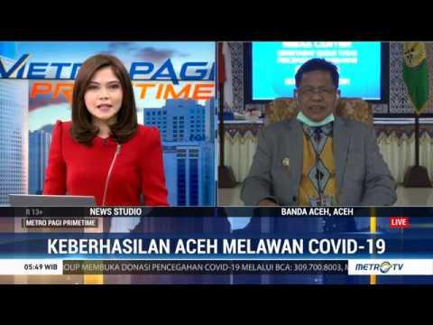 Keberhasilan Aceh Melawan Covid-19