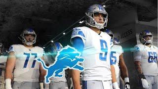 Detroit Lions Preseason Highlights  || Hype Highlights ||