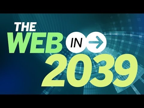The Web in 2039 (Google Hangout)