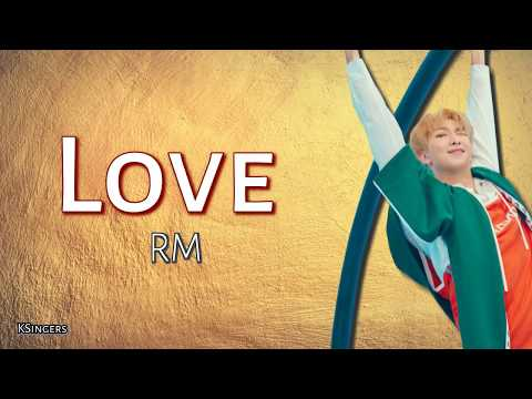 BTS (RM) - Trivia 承: Love   Sub (Han - Rom - Español) Letra