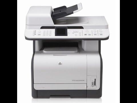 Review HP color Laserjet CM2320 fxi MFP