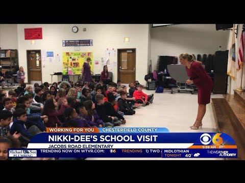 March 1, 2019- Jacobs Road Elementary School