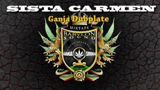 SISTA CARMEN - Ganja (Dubplate BABYLON SOUND)