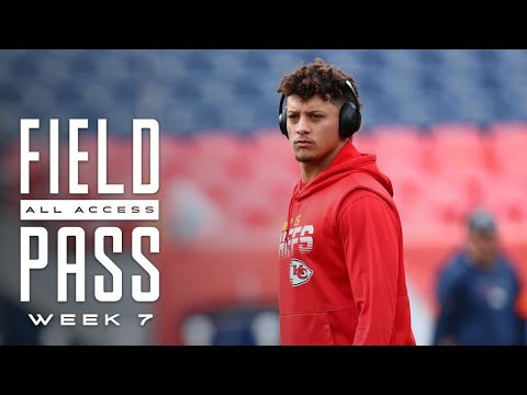 Chiefs vs. Broncos Week 7 Preview | Field Pass