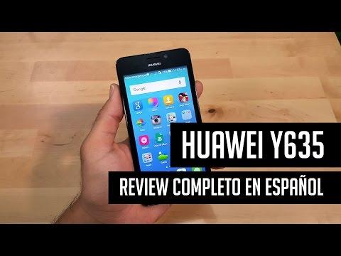 Huawei Y635: Review completo en español