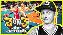 Kostenloser STREETBALL FUN - Lets Play 3on3 FREESTYLE (Deutsch) | Tomy Hawk TV