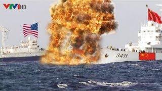 Hôm nay 15/10/2018 Mỹ - Trung Quốc chính thức gi,ao tra,nh ở Biển Đông Việt Nam ngư ông đắc lợi