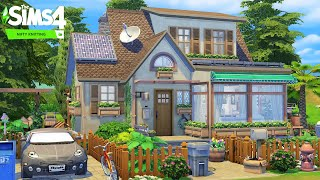 GRANDPARENTS HOUSE // SIMS 4 // Speed Build