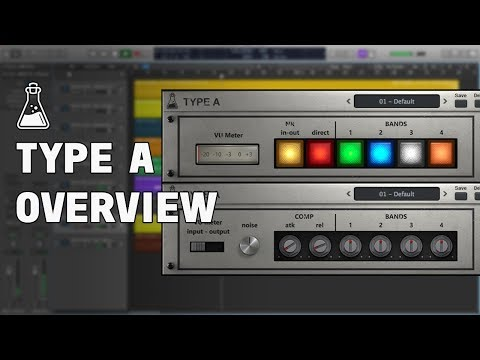 Type A - Vintage Enhancer Plugin - AudioThing