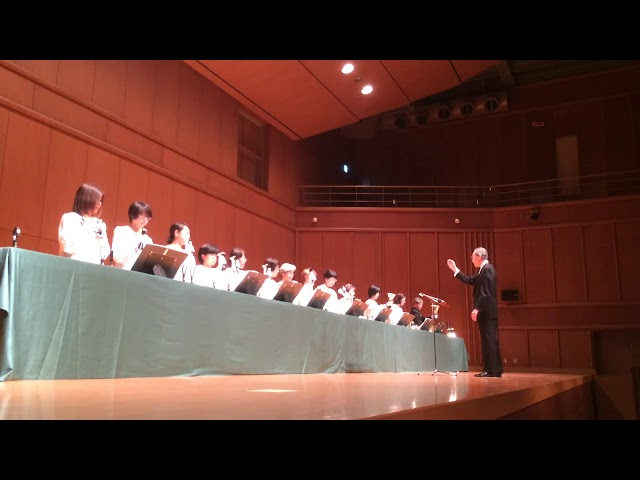 Brightest and Best of the Stars of the Morning, Kobe YMCA Bell-choir (Dir. Nozomu Abe)  ハンドベル