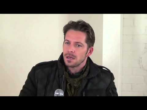 Once Upon a Time Scoop from Sean Maguire and Jared Gilmore