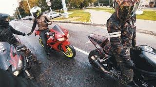 Мотобудни | До центра города за 15 минут на мотоцикле | Kawasaki