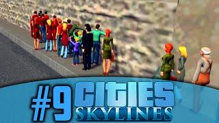 RODE WEG = NIET GOED - Cities Skylines #9
