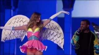 Kanye West ,HD,  Stronger ,Live Victoria Secret Fashion Show,HD 720p