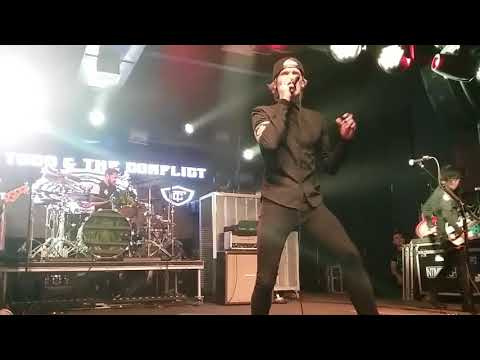 JOSH TODD AND THE CONFLICT Live in Concert @ Speaking Rock
