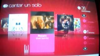singstar vol.1 ( tutorial, canciones.) ps3 - almadgata