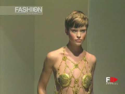 PACO RABANNE Spring Summer 1994 Paris - Fashion Channel