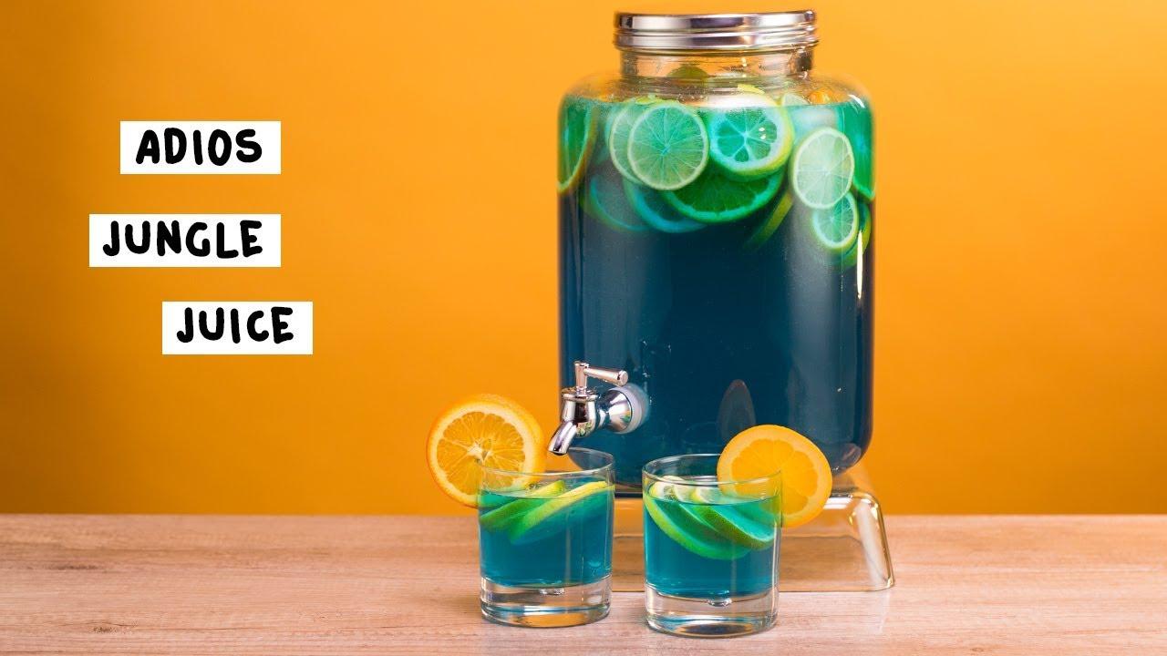 Adios Jungle Juice Youtube