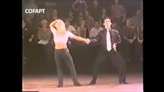 Anastacia Swing Champions Jordan Frisbee Tatiana Mollmann Perform I M Outta Love 2000