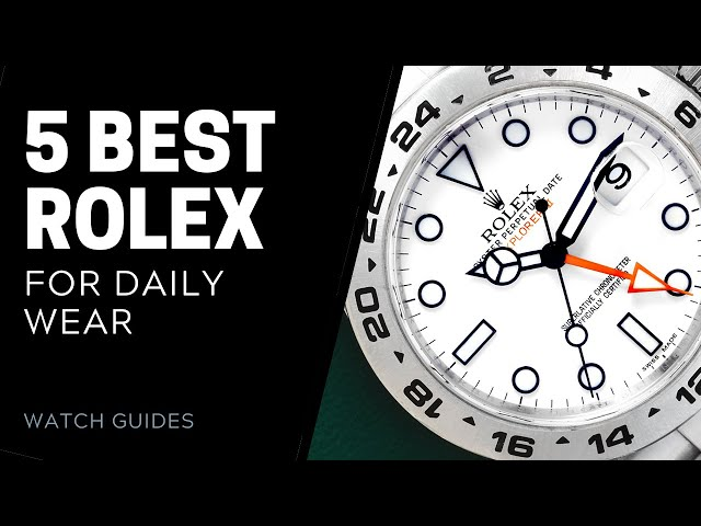 Best Rolex Watches for Daily Wear | SwissWatchExpo