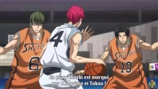 ▪「AMV」▪  Rakuzan VS Shutoku PARTIE 2