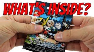 How to Feel Every LEGO Batman Series 2 Minifigure Blind Bag - 20 Packs Opened!
