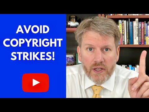 Avoid How to Avoid Copyright Strikes on YouTube - 5 Legal Tips to Keep Your Video Safe!
